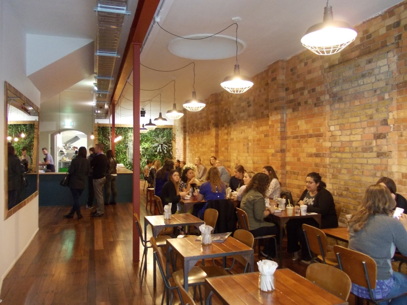 Misters Cafe Interiors