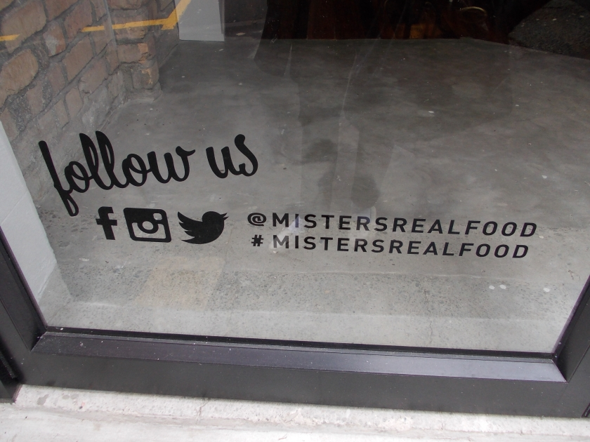 Misters Cafe Auckland on Facebook, Twitter, and Instagram